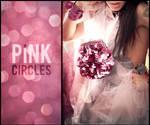 Pink Circles 4