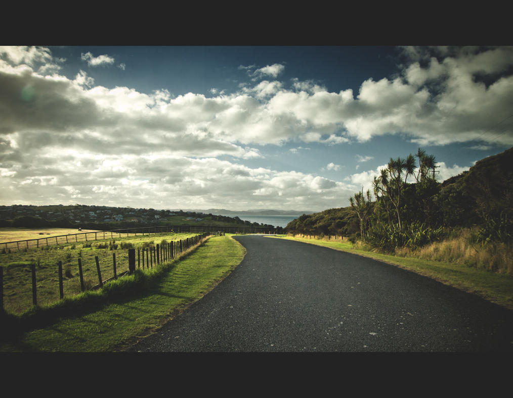 The Road by kefirux