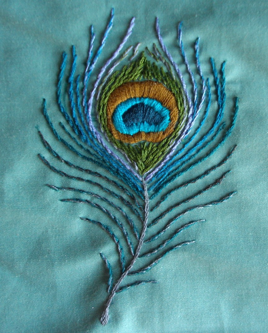 peacock feather design for embroidery wwwpixsharkcom