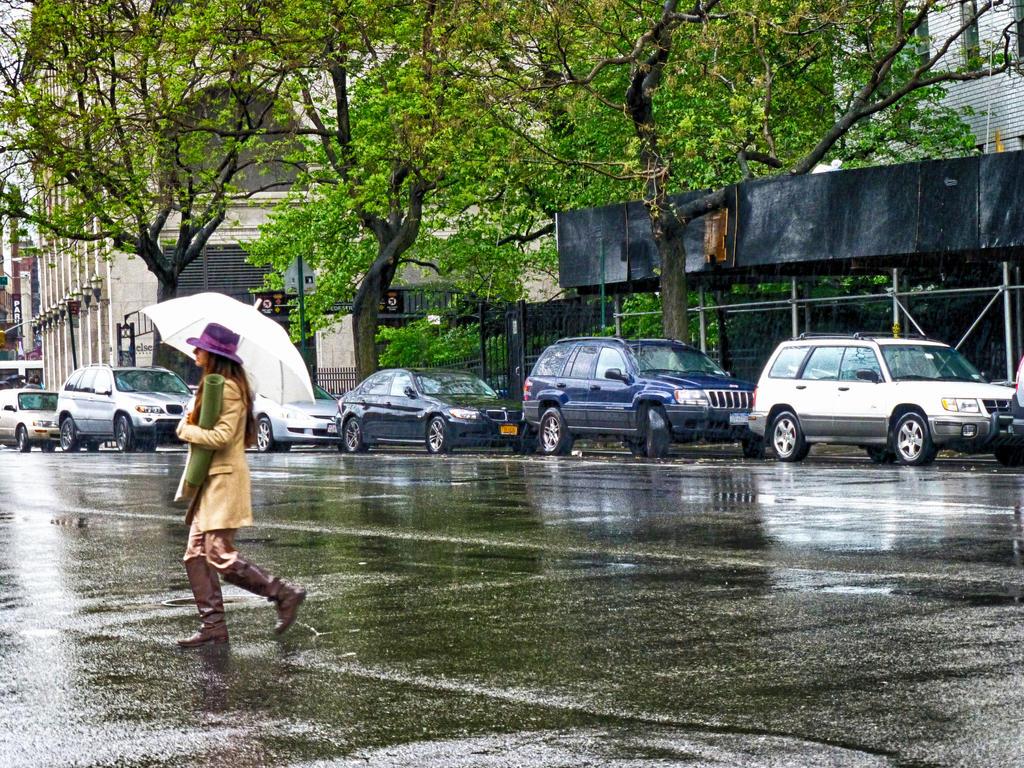 City Rain by Joe795