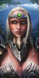 Helga waleczna by InekJaffar