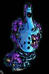 FYBH Hand: Jason 8 bit