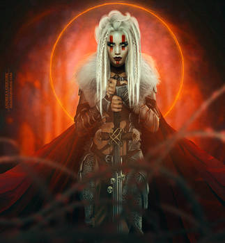 Gunhild by AndreeaRosse