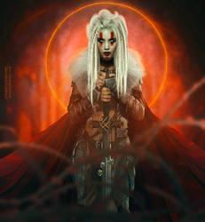 Gunhild by ImaginaryRosseArt