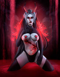 Hellbound by ImaginaryRosseArt