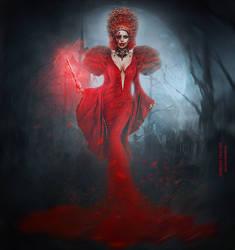 True blood by ImaginaryRosseArt