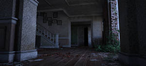 Abandoned Room Stock