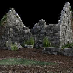 Ruins Stock