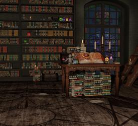 Witchcraft Room