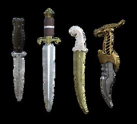 Daggers Stock
