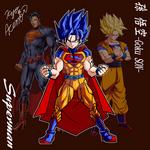 [fusion] Superman+Goku-SON