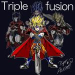 [Triplefusion] Optimus Prime+Superman+Goku-SON