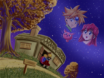 [Terranigma] The place I go home to by Gengoro-Akemori