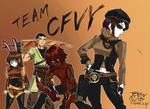 [RWBY] Team CFVY