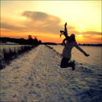 Enjoy Winter. by Zwoing