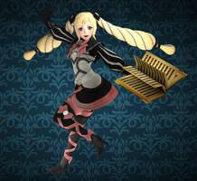 Elise (Fire Emblem Warriors) for XNALARA XPS by Ambros489