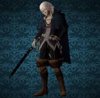Niles (Fire Emblem Warriors) for XNALARA XPS by Ambros489