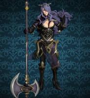 Camilla (Fire Emblem Warriors) for XNALARA XPS by Ambros489