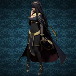 Tharja (Fire Emblem Warriors) for XNALARA XPS
