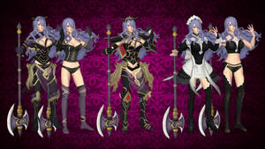 Camilla -FEW- (All outfits) for XNALARA XPS by Ambros489