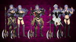 Camilla -FEW- (All outfits) for XNALARA XPS
