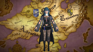 Byleth Female (FE3H) for XNALARA XPS by Ambros489