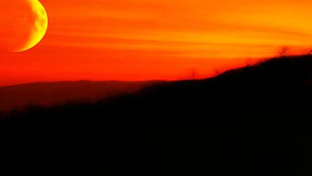 Sunset of moon  Fase 1