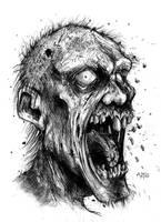 Zombie by Angel-Akino