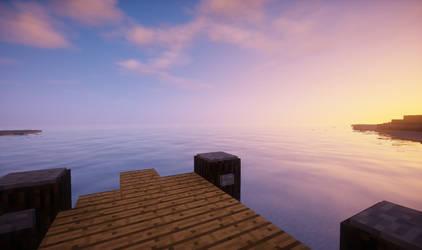 MineZ - Tiny Dock