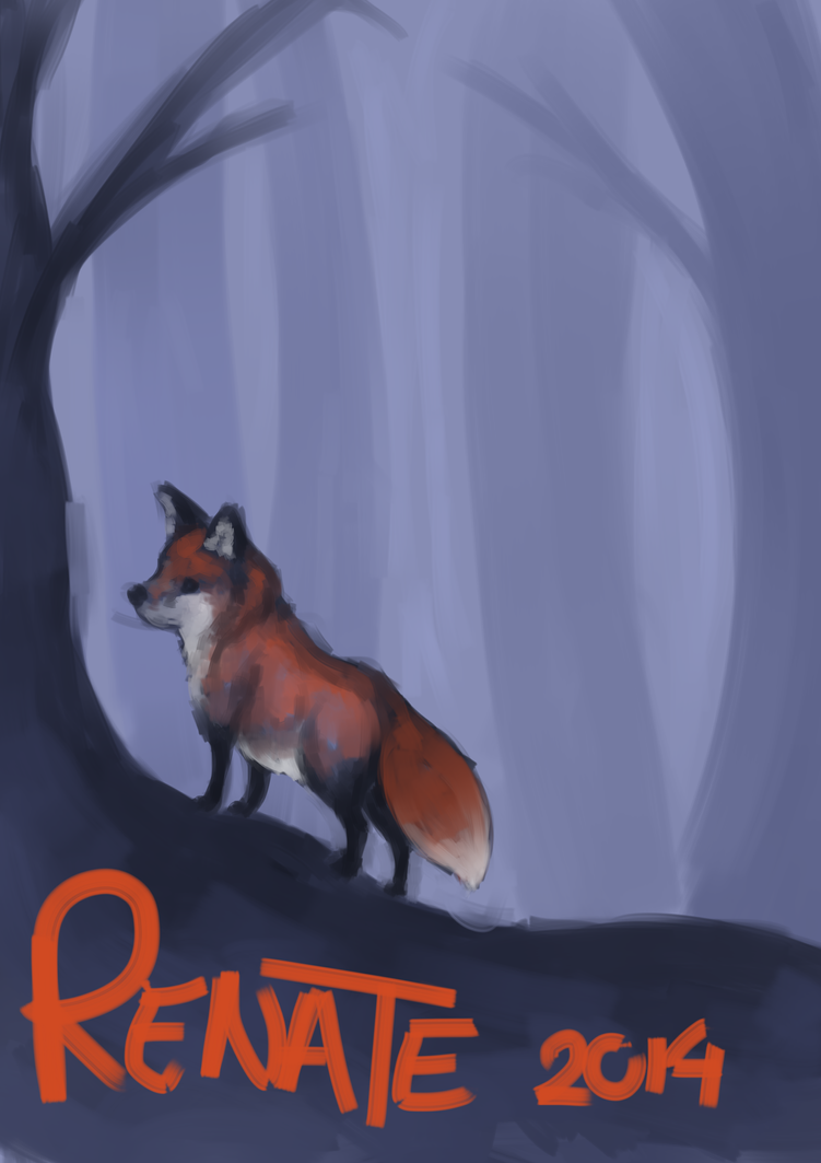 Little Fox by Renattee
