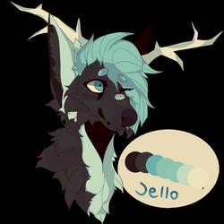 {Oc Not mine} Jello is a Fellow