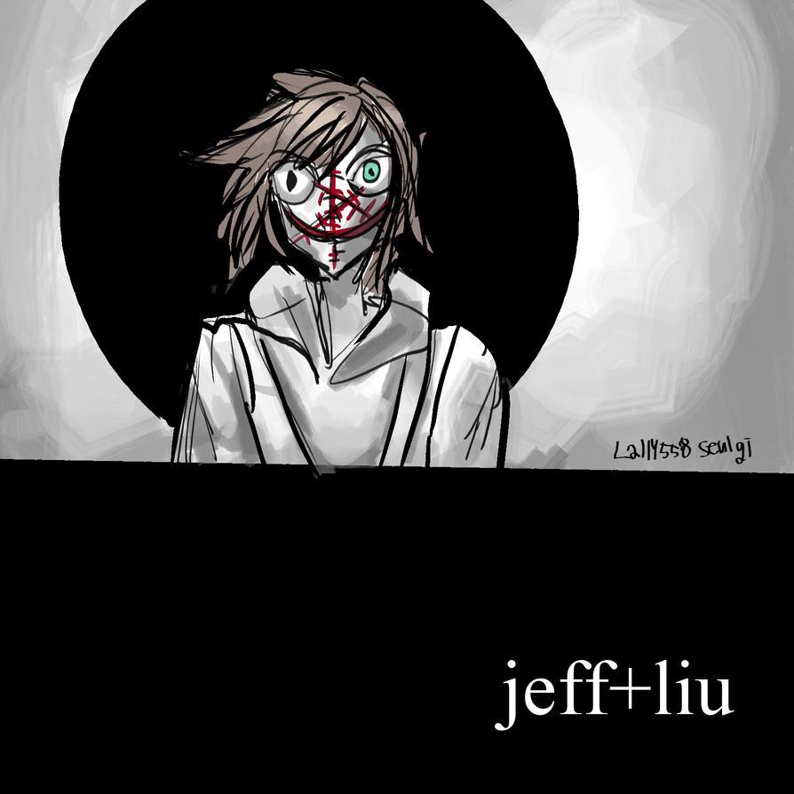 creepypasta jeff+liu (no ship) by doori55