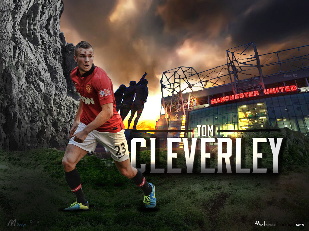Tom Cleverley Wallpaper: Tom Cleverley By MarshaDhita On DeviantArt