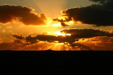 sunset Texel ii by Ringtailmaki