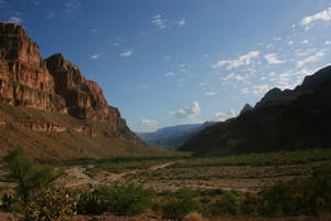 Grand Canyon Stock 1 by GloomWriter
