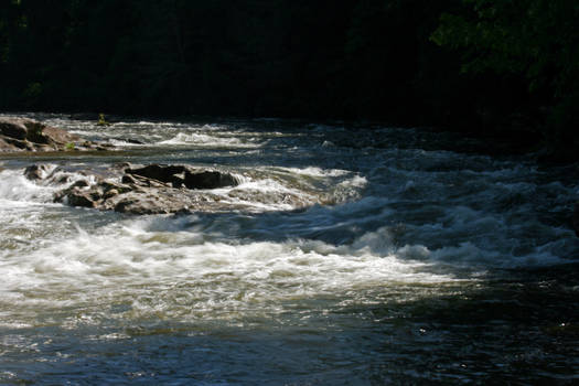Chatooga River Stock