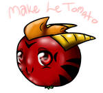 Make Le Tomato by evil-bloody-angel
