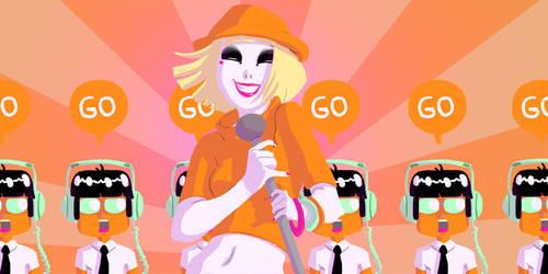 Go Go Dancer by Leamlu