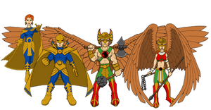 Hawks and Fates