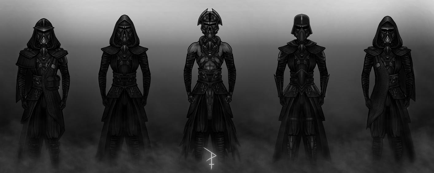 Sith Lords by Patrike