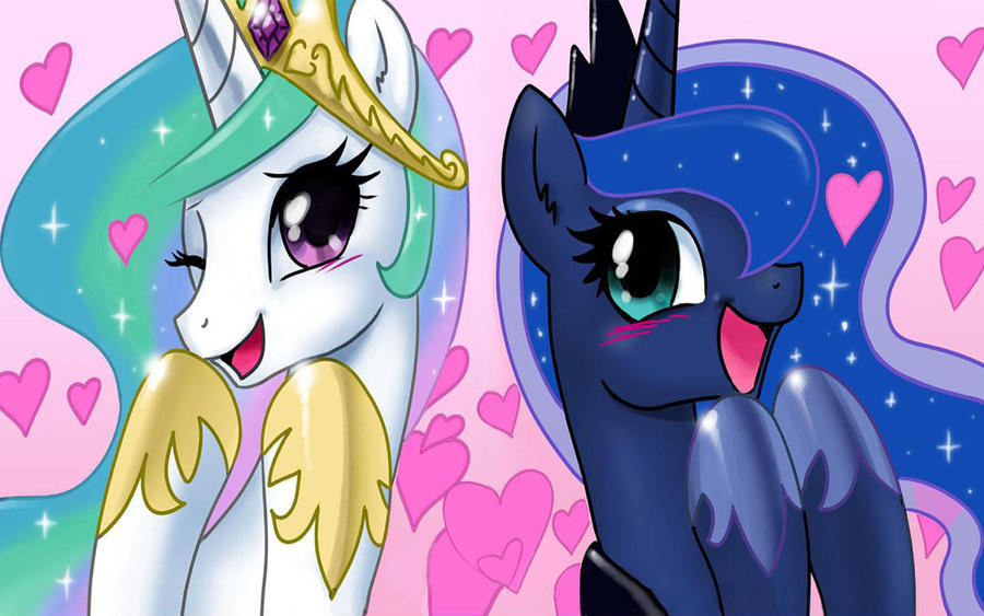 we 39 re pretty pretty princesses wallpaper by exaltedkezia