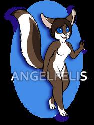 Chrissy Pixel by Angelfelis