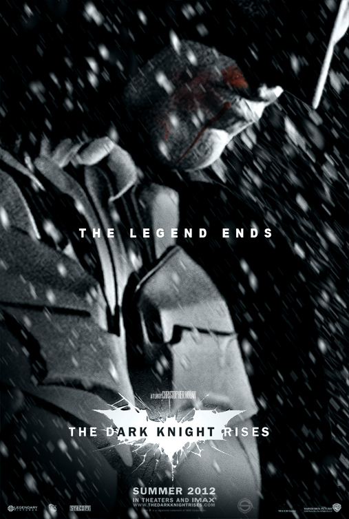 TDKR Poster F by sahinduezguen