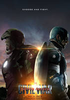 Captain America: Civil War Poster A