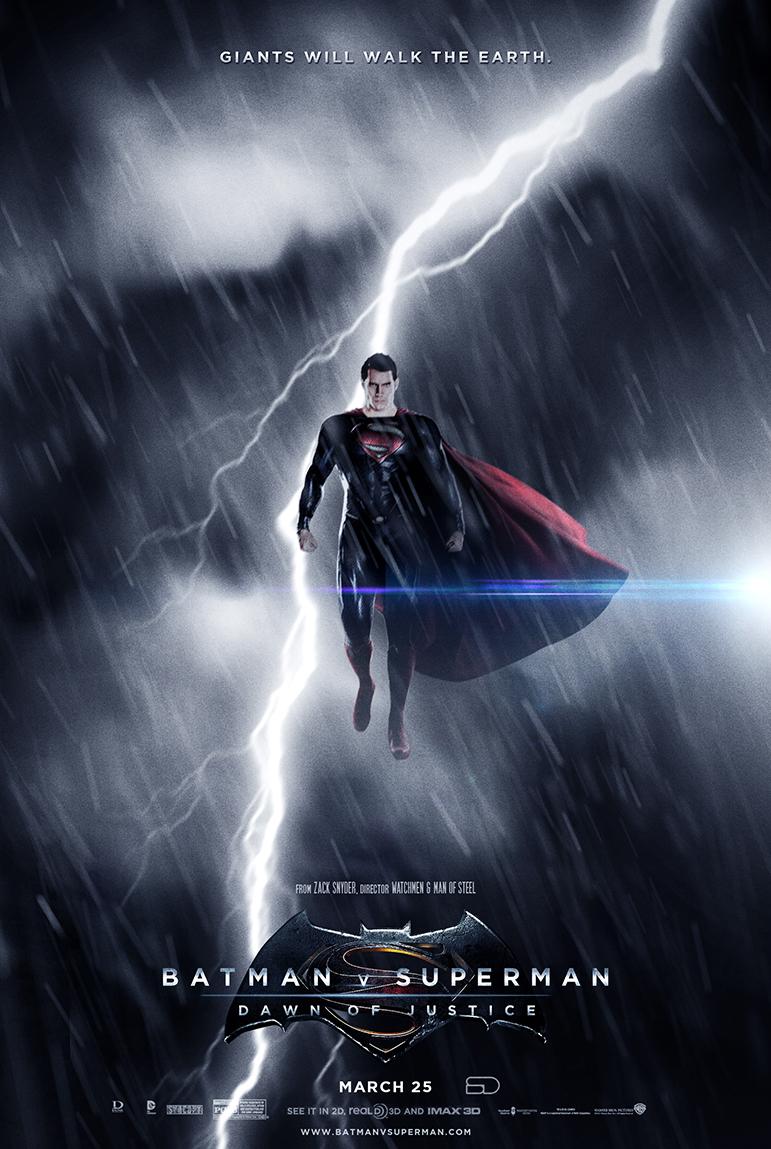 Batman v Superman Poster by sahinduezguen on DeviantArt
