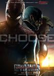 Captain America: Civil War Poster B