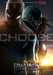 Captain America: Civil War Poster B