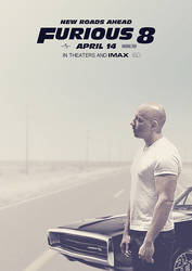 Furious 8 Poster by sahinduezguen