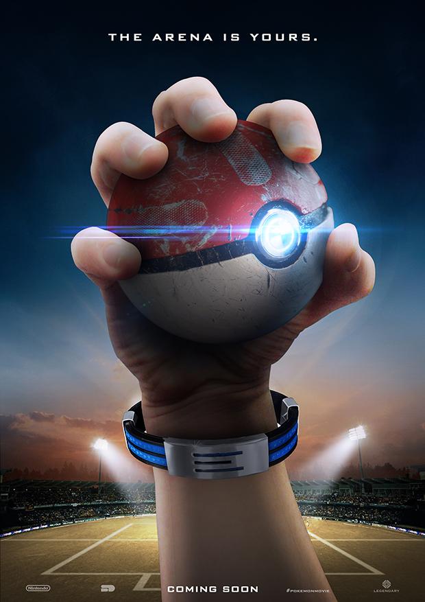 Pokemon Teaser by sahinduezguen