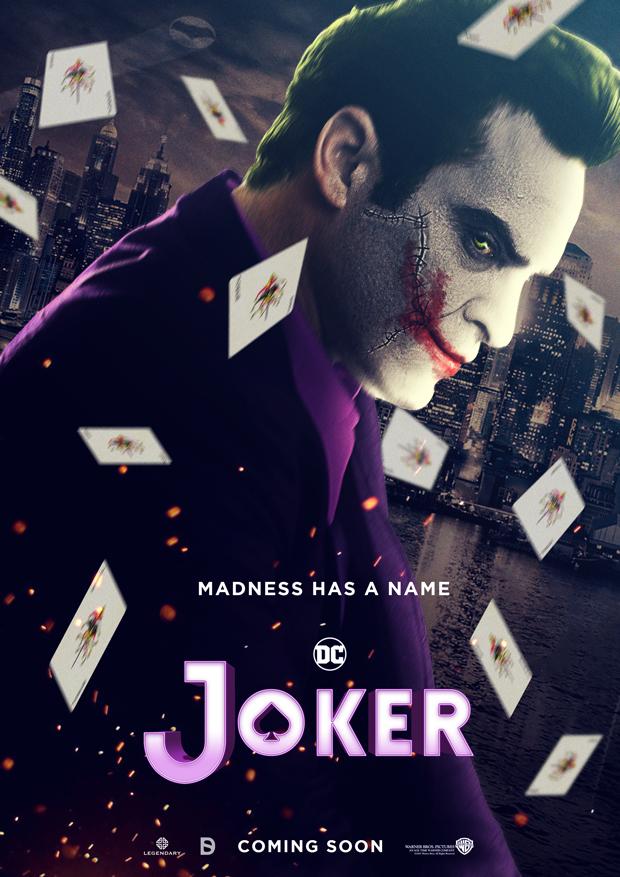 The Joker by sahinduezguen